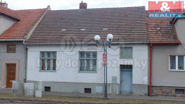 Prodej, rodinný dům, Ivančice, ul. Krumlovská