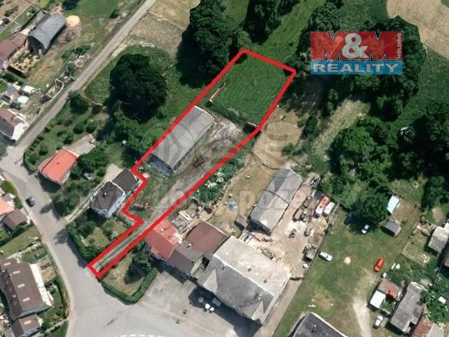 Prodej, pozemek, 3914 m2, Třebom