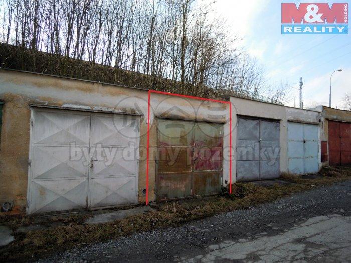 Prodej, garáž, 19 m2, Plzeň, ul. Jateční