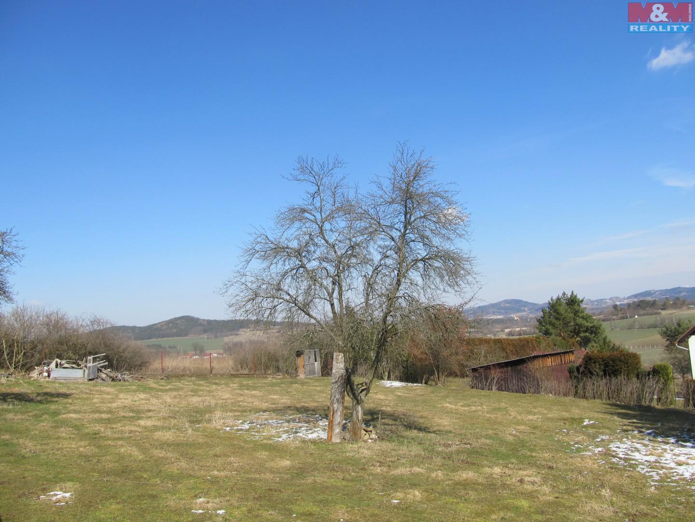 Prodej, zahrada, 994 m2, Strunkovice nad Blanicí