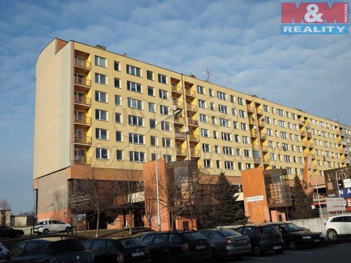 Pronájem, byt 2+1, 46 m2, Ostrava - Moravská Ostrava