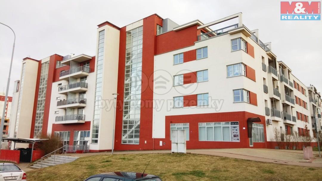 Pronájem, byt 1+kk, 55 m2 Plzeň, Na Chmelnicích