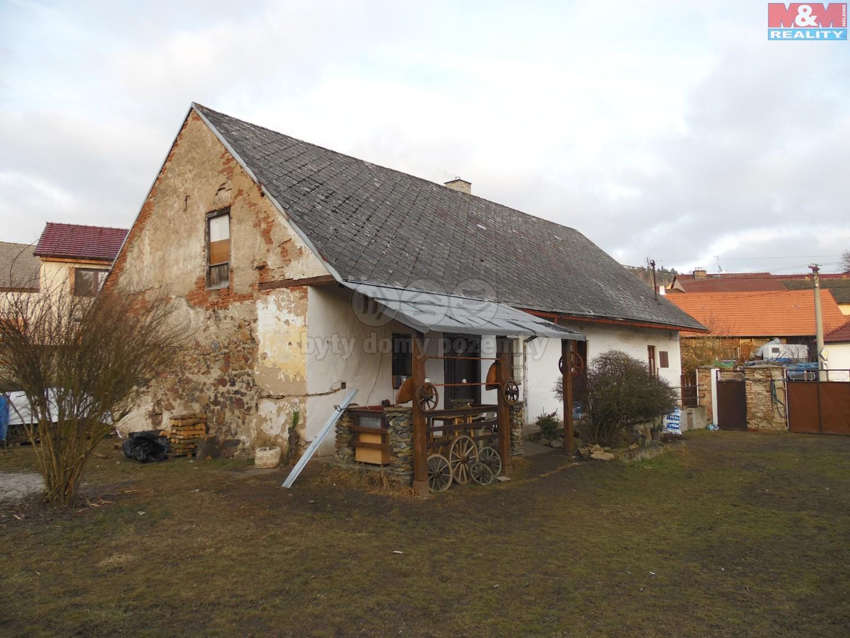 Prodej, chalupa, 155 m2, Oprechtice