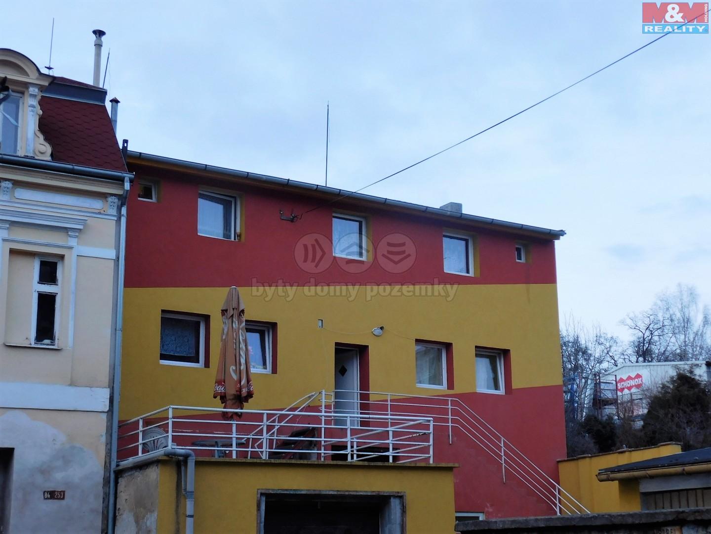 Prodej, rodinný dům, Karlovy Vary, Sokolovská