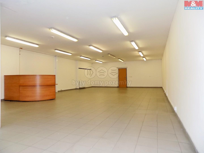 Podnájem, kancelářské prostory, 700 m2, Praha 10 - Vršovice