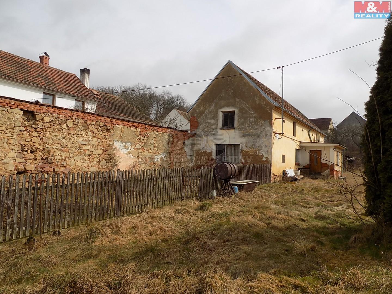 Prodej, chalupa 108 m2, Líšina, okres Plzeň jih