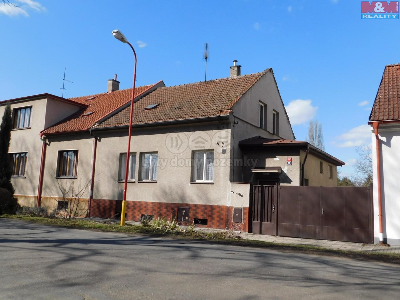 Prodej, rodinný dům, Poděbrady, ul. Na Hrázi