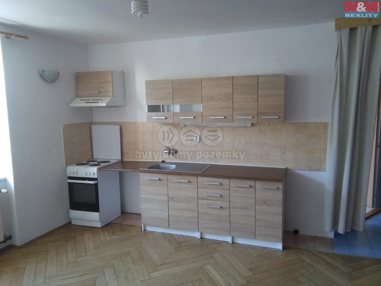 Pronájem, byt 2+kk, 60 m2, Rakovník