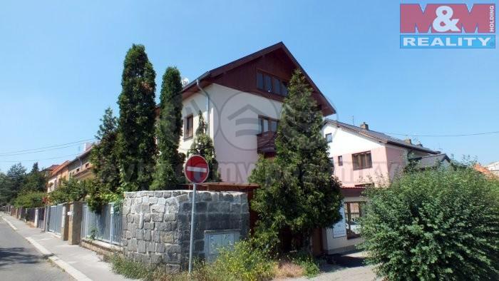 Prodej, nájemní dům, 427 m2, Praha 10 - Strašnice