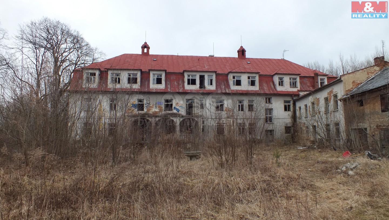 Prodej, komerční objekt, 3861 m2, Krnov