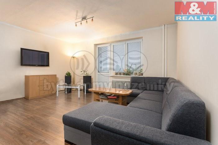 Prodej, byt 2+1, 51 m2, Opava, ul. Haškova