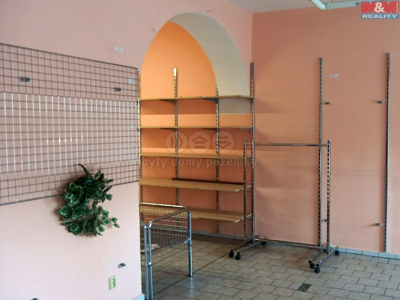 Pronájem, obchodní prostory, 70 m2, Bohumín - Nový Bohumín