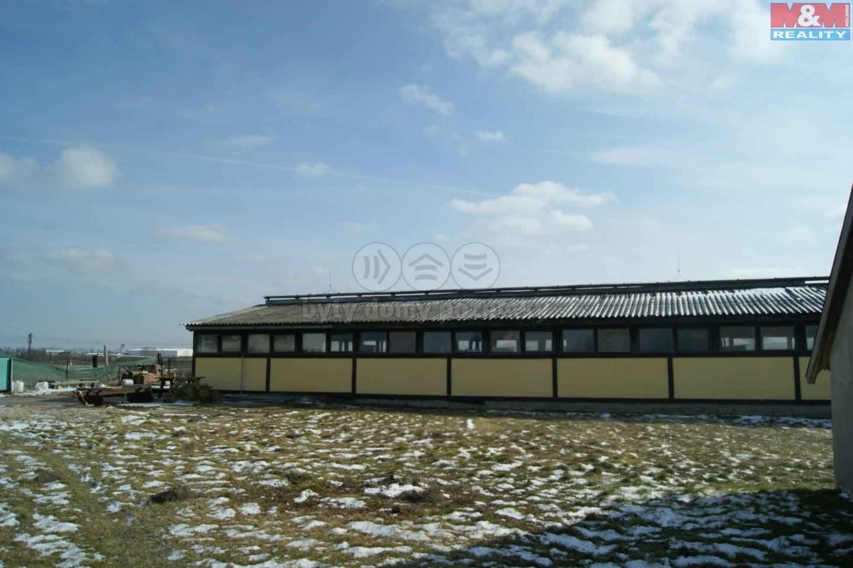 Prodej, zemědělský objekt, 500 m2, Choťánky