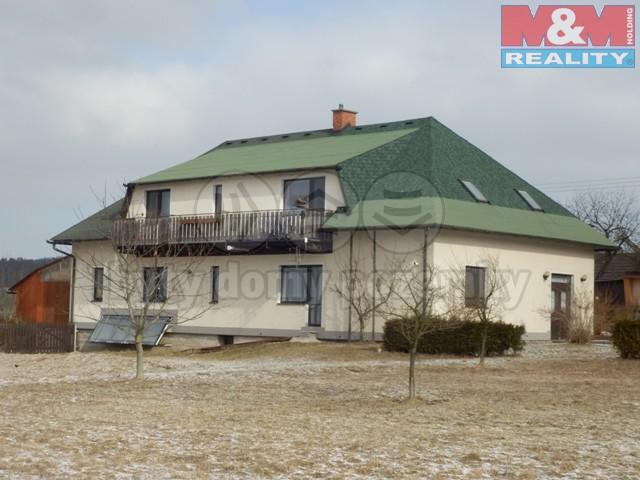Prodej, rodinný dům 6+1, 1917 m2, Mistrovice