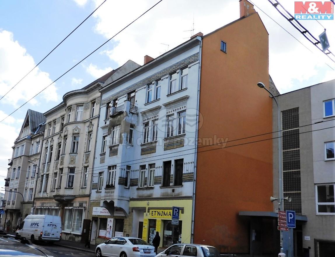 Prodej, byt 2+1, 63 m2, OV, Ústí nad Labem, ul. Masarykova