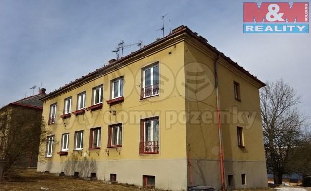 Prodej, byt 2+1, 48 m2, Držkov