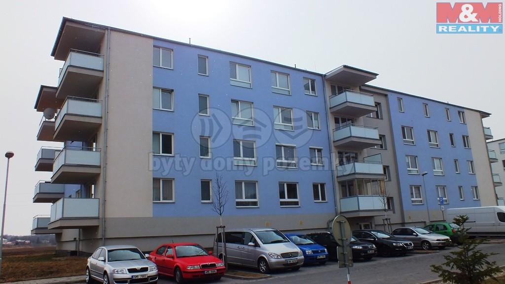 Prodej, byt 3+kk, 75 m2, Olomouc, ul. Topolová, terasa