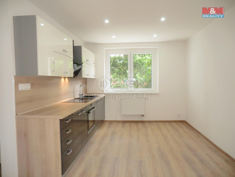 Prodej, byt 2+1, 50 m2, OV, Chomutov, ul. Karla Buriana