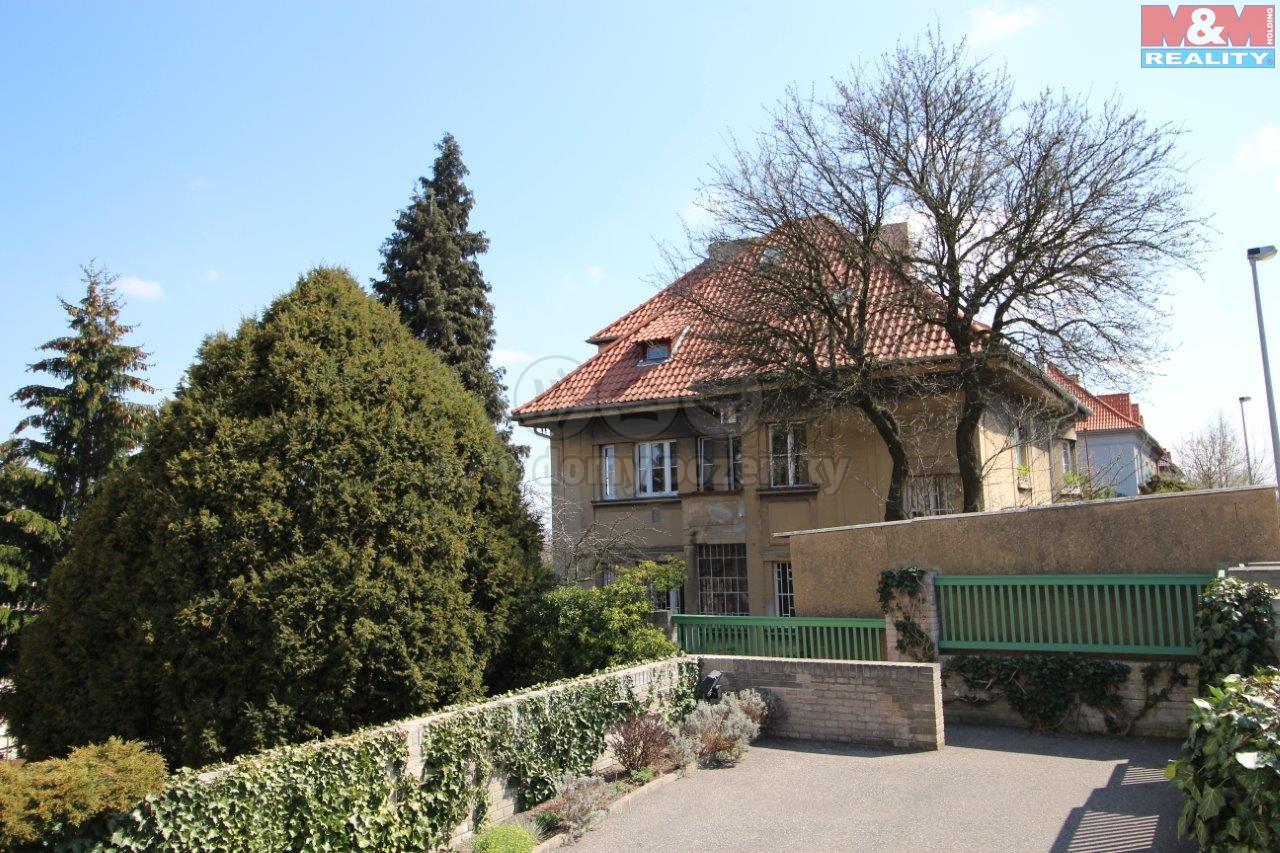 Prodej, rodinný dům, Praha 6, ul. Nad hradním vodojemem