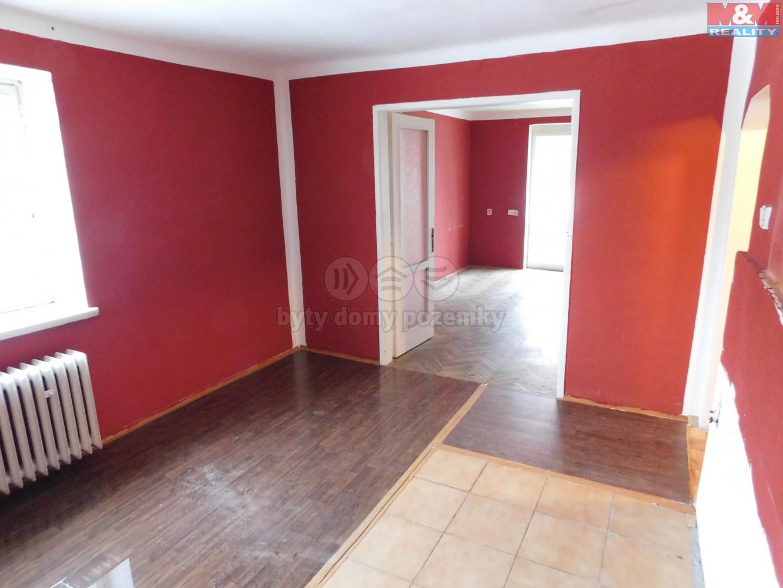 Prodej, byt 2+1, 50 m2, Horní Slavkov, ul. Zahradní