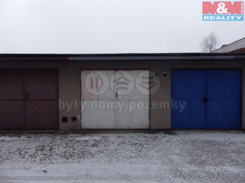 Prodej, garáž, 22 m2, Frýdek - Místek