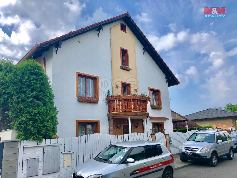 Prodej, rodinný dům, 508 m2, Praha 5 - Radotín