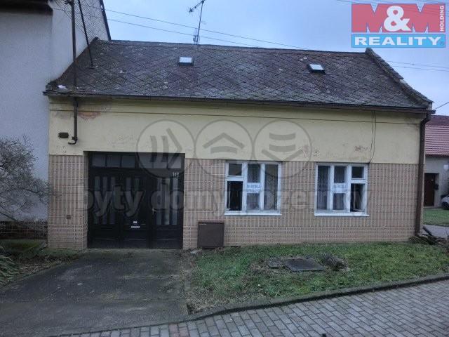 Prodej, rodinný dům 5+2, Slavkov