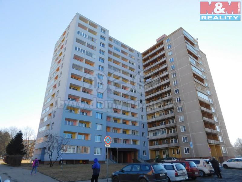 Prodej, byt 1+kk, 25 m2, Přerov, ul. Budovatelů