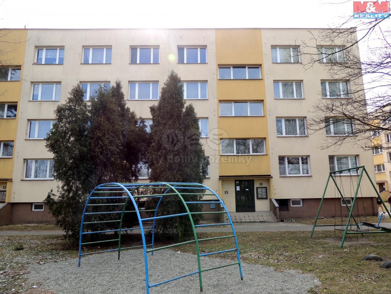 Prodej, byt 2+1, 48 m2, Bohumín, ul. Mírová