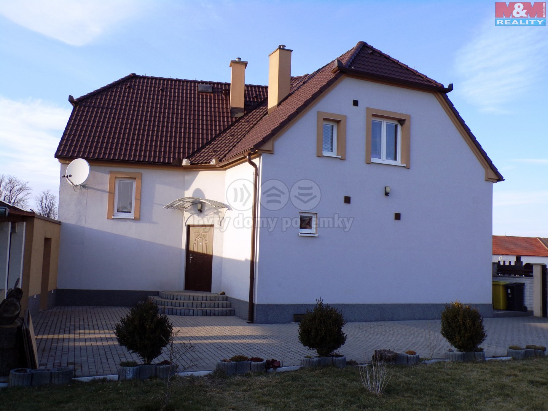 Prodej, rodinný dům, Luštěnice