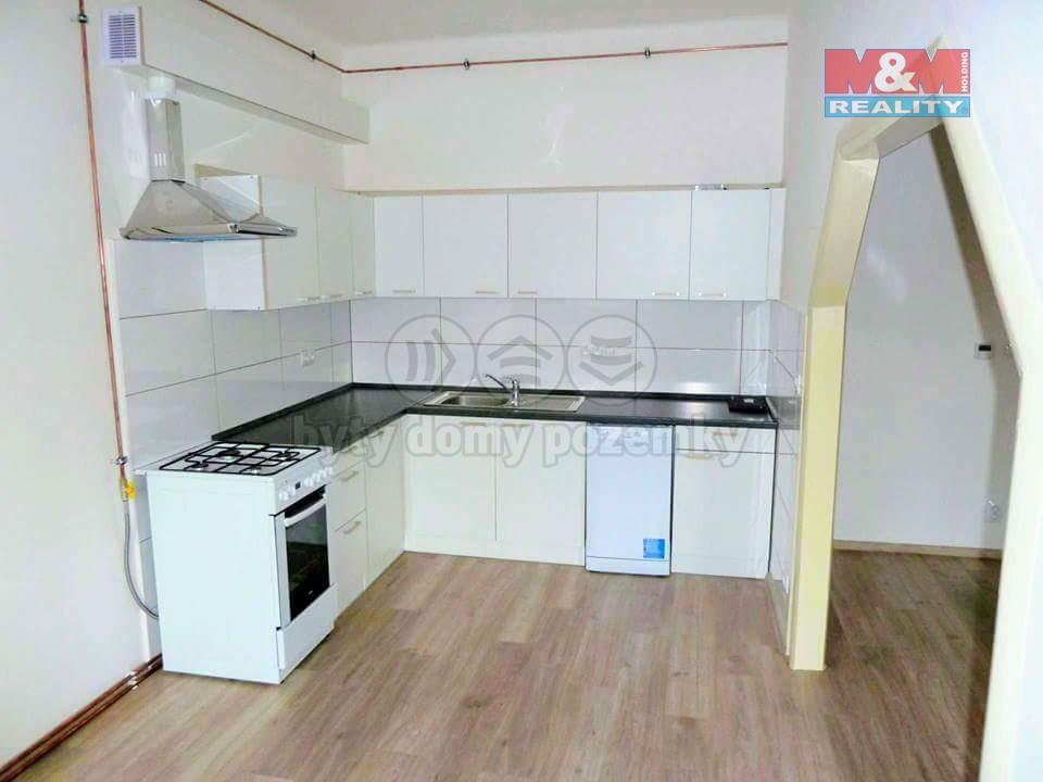 Pronájem, byt 2+1, 70 m2, Ostrava, ul. Kravařská