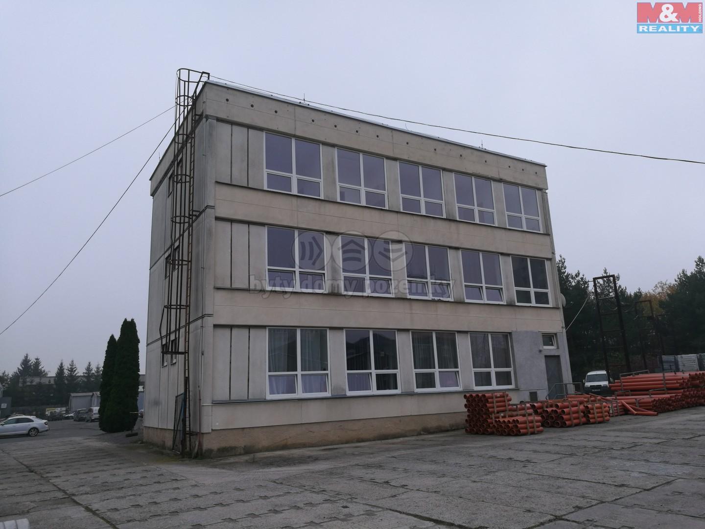 Pronájem, kancelářské prostory, 19 m2, Plzeň, ul. Dopravní