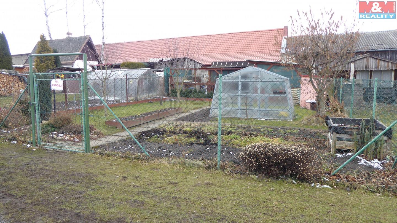 Prodej, zahrada, 200 m2, Trhové Sviny
