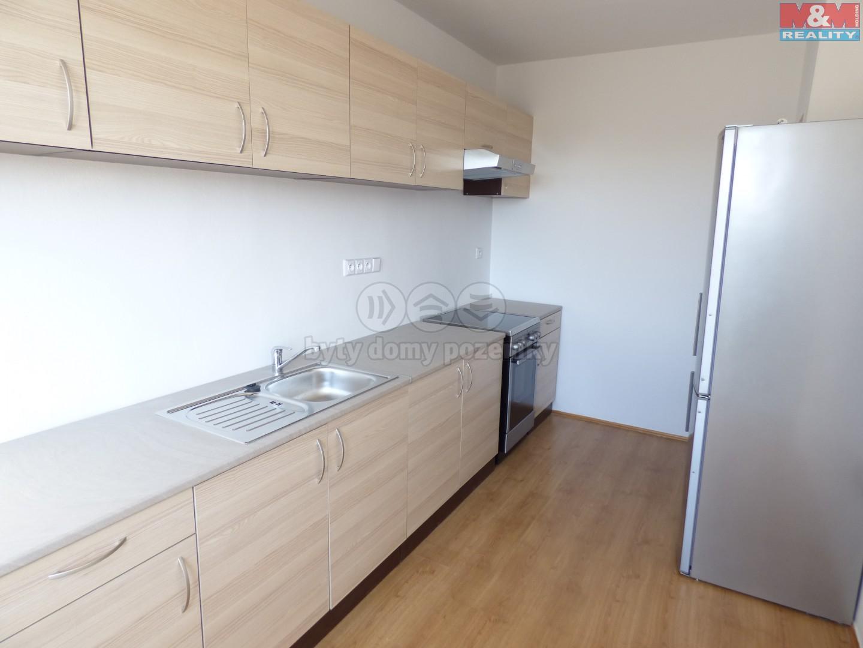 Pronájem, byt 3+1, Brno - Bohunice, ulice Souhrady
