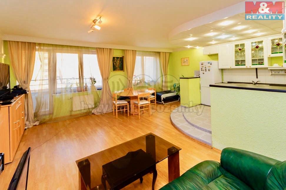 Prodej, byt 2+kk, Praha, OV, ul. Volutová