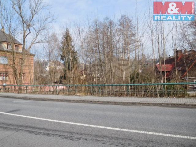 Prodej, stavební parcela, 537 m2, Jablonec nad Nisou