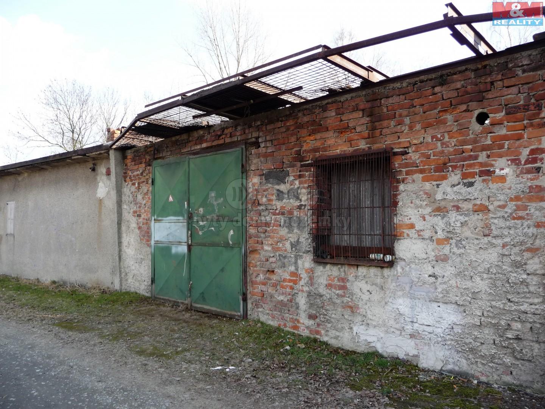 Prodej, garáž, 101 m2, Bohumín, ul. 9. května