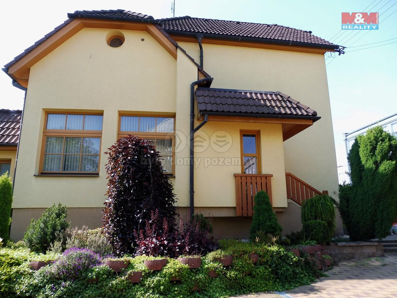 Prodej, rodinný dům 7+1, Valašské Meziříčí, ul. Nerudova