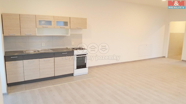 Pronájem, byt 2+kk, 42 m2, Ostrava, ul. Mahenova