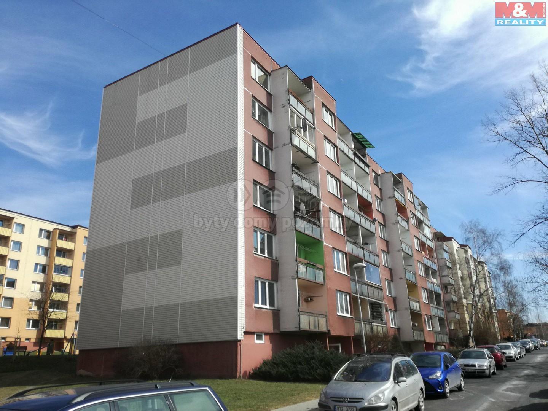 Prodej, byt 4+1, 98 m2, Frýdek - Místek, ul. Mánesova