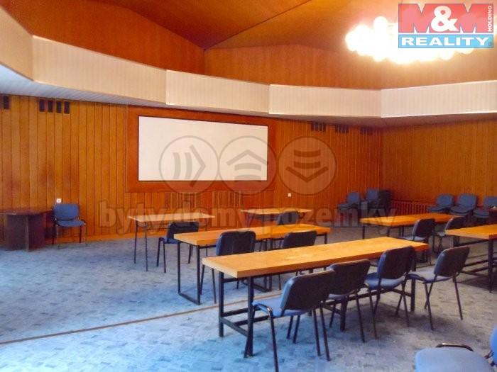 Pronájem, komerční objekt, 126 m2, Brno - Žabovřesky