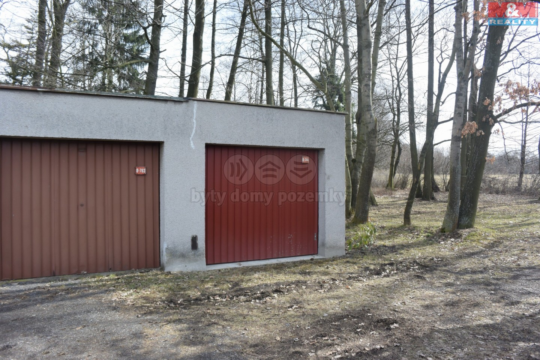 Prodej, garáž 19 m2, Ústí nad Orlicí - Hylváty