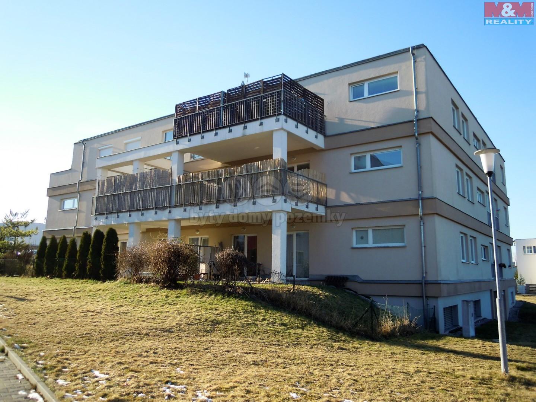 Prodej, byt 2+kk+terasa, 112 m2, Rokycany, ul. Lužická
