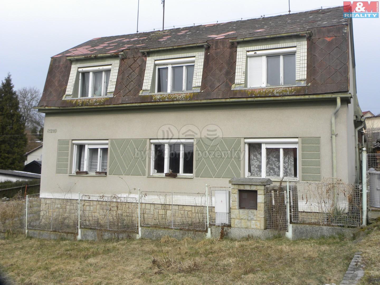 Prodej, rodinný dům, 466 m 2, Dolní Bělá