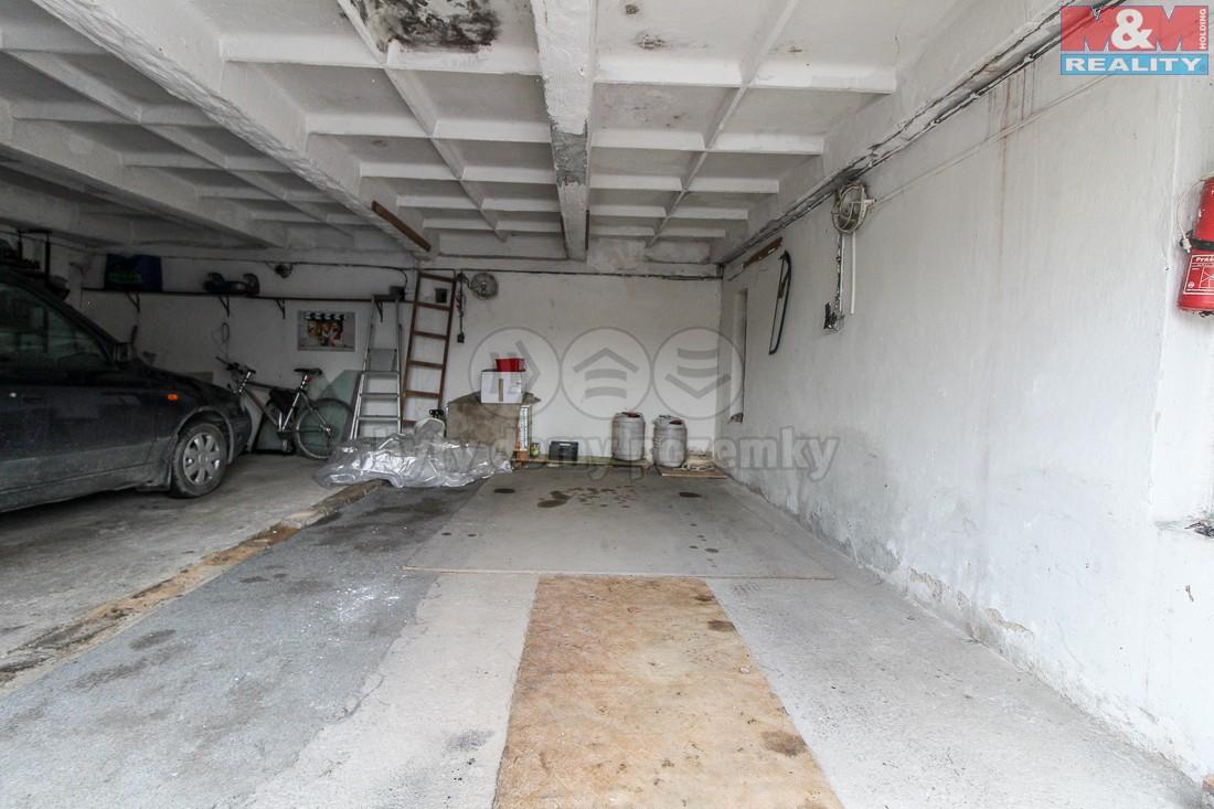 Prodej, garáž, 39 m2, Kladno - Rozdělov