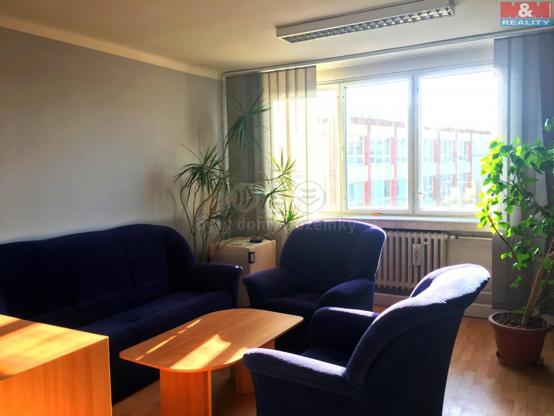Pronájem, kanceláře, 62 m², Ostrava, ul. Českobratrská