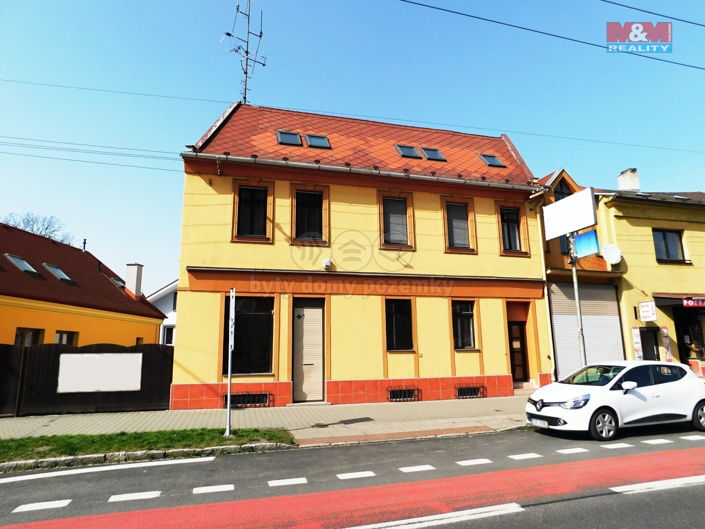 Pronájem, nebytové prostory, 63 m2, Opava, ul. Ratibořská