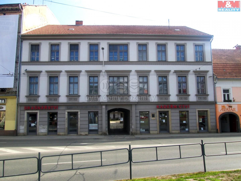 Pronájem, obchodní prostory, 129 m2, Brno - Mendlovo nám.