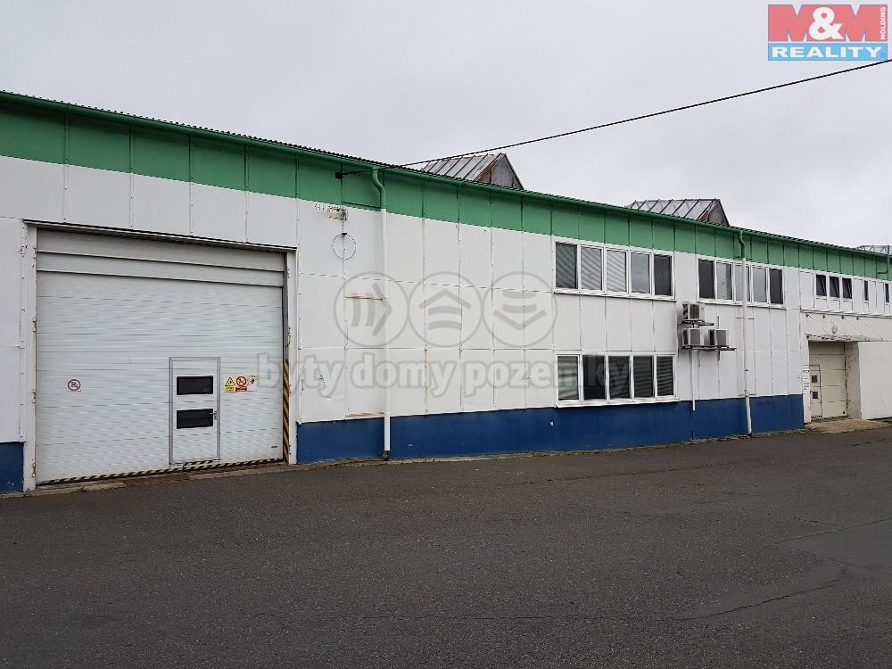 Pronájem, výrobní objekty, 866 m2, Krnov