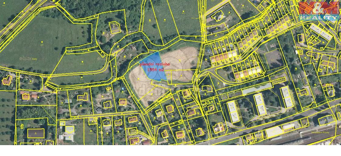 Prodej, stavební pozemek, Povrly - Neštědice